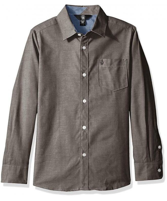 Volcom Everett Oxford Sleeve Shirt