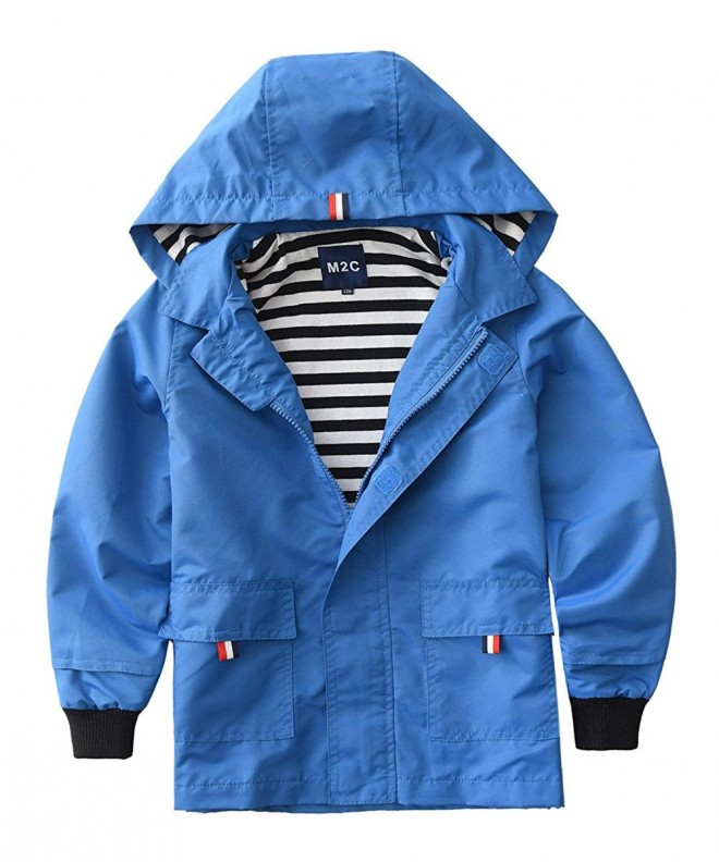 M2C Hooded Cotton Outdoor Windbreaker