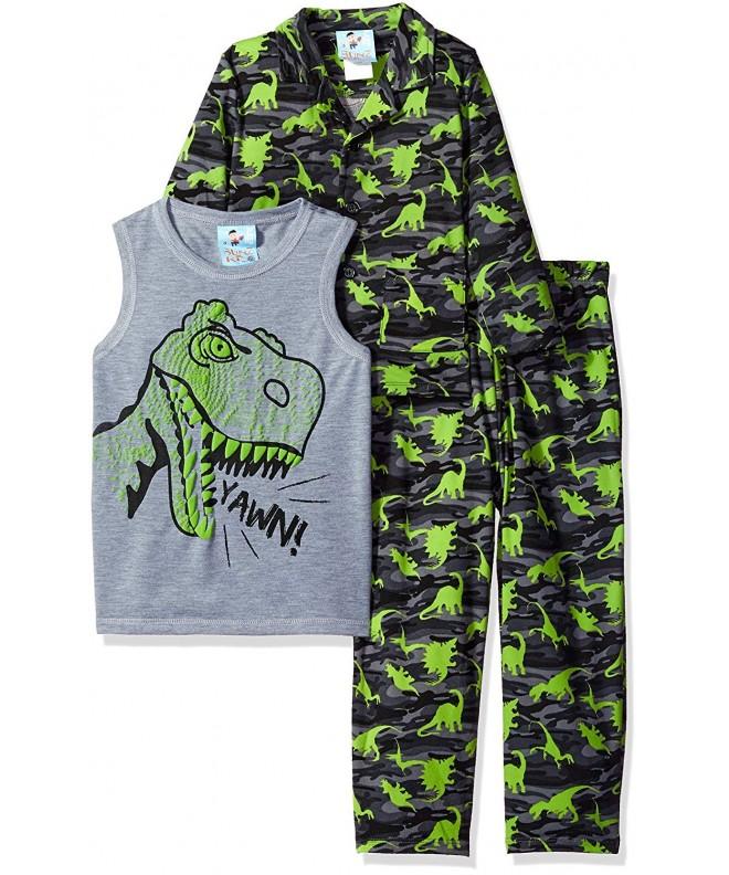 Bunz Kidz Boys Dino Pajama