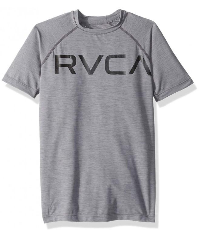 RVCA Boys Micro Short Sleeve