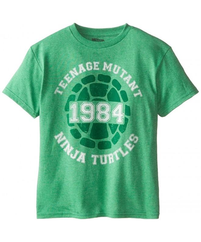 Teenage Mutant Turtles T Shirt Heather