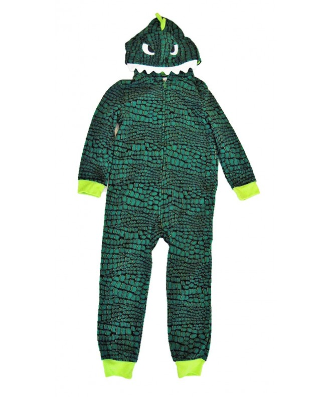 DreamLife Green Alligator Blanket Sleeper