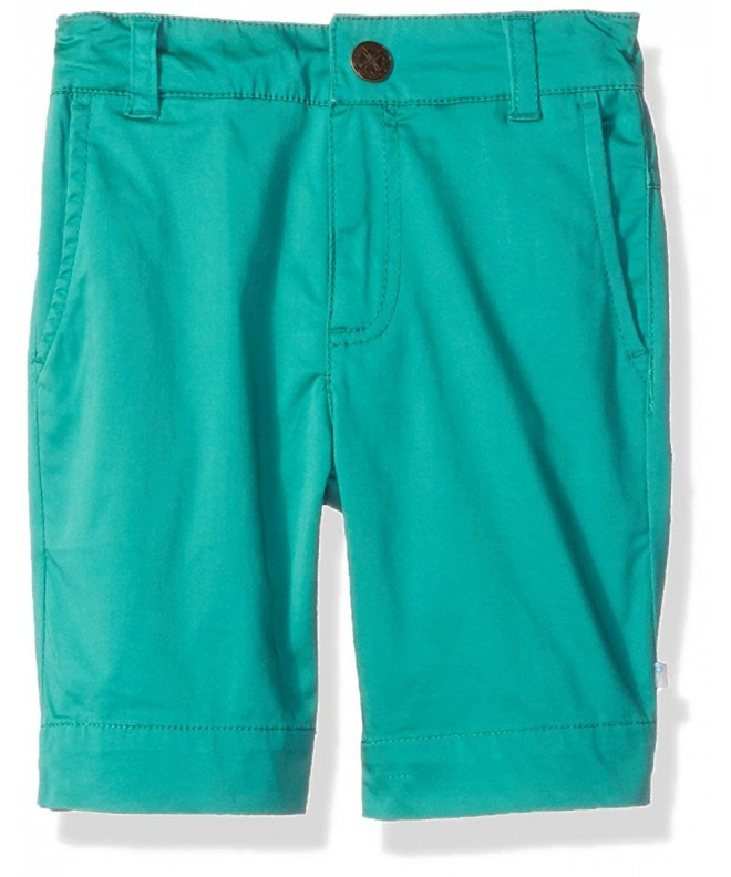 Fore Axel Hudson Green Shorts
