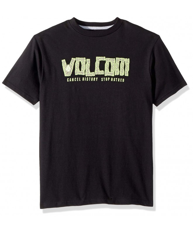 Volcom Boys Freedumb Short Sleeve