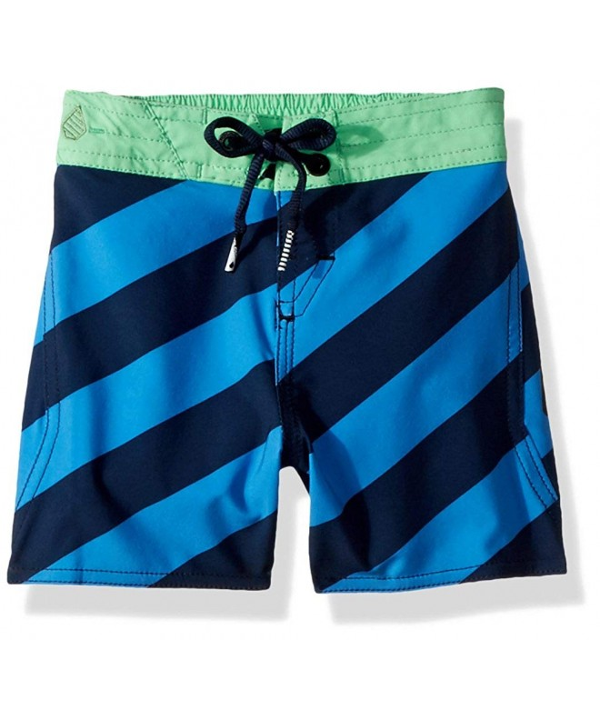 Volcom Little Stripey Elastic Boardshort