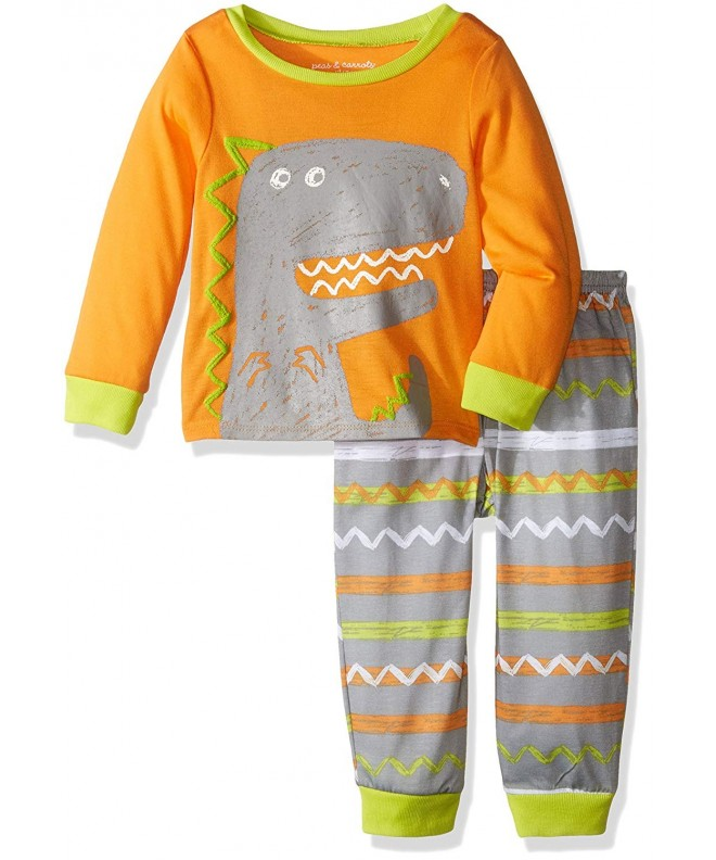 Peas Carrots Toddler Sleeve Jersey