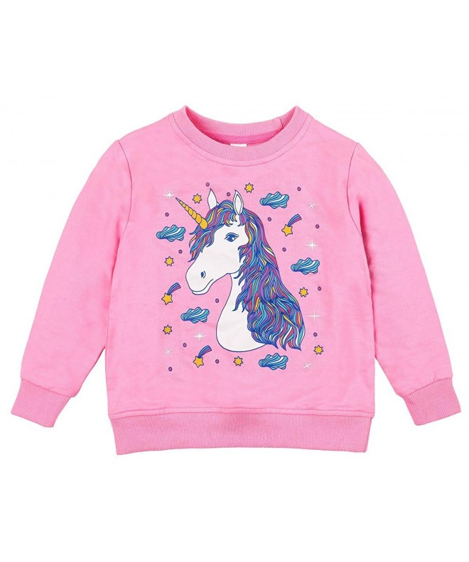 beautyin Cotton Cartoon Sweatshirt Pullover