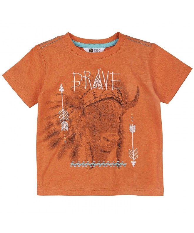 Petit Lem Boys Wild T Shirt