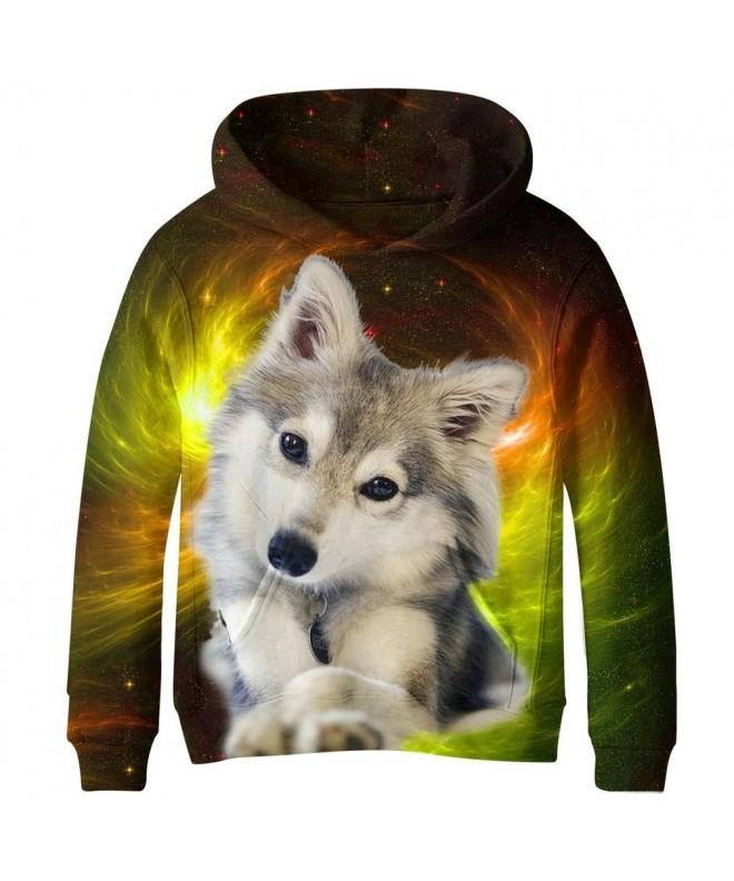 SAYM Galaxy Sweatshirts Pullover Hoodies