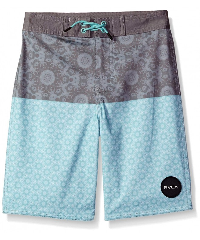 RVCA Boys Mandala Swim Trunk