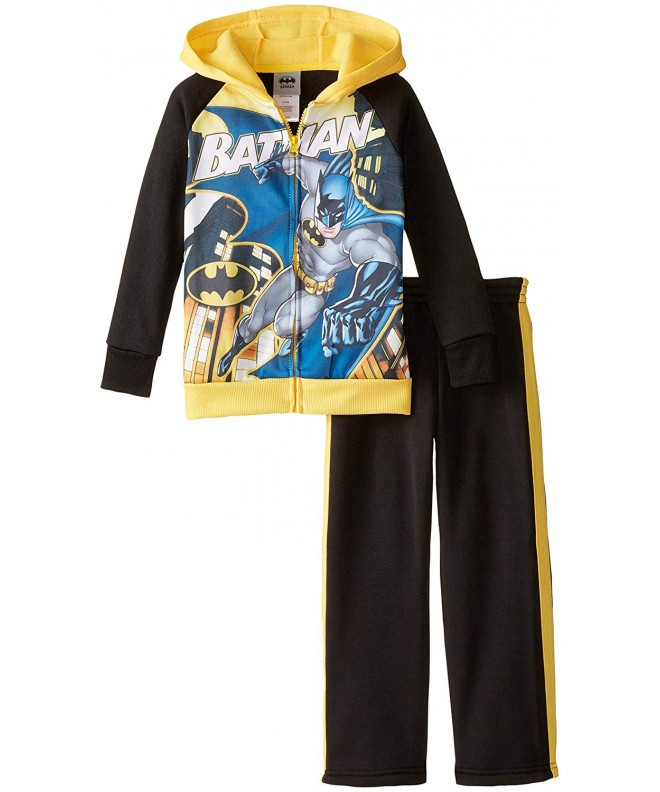 Batman Boys Hoodie Pant Sets