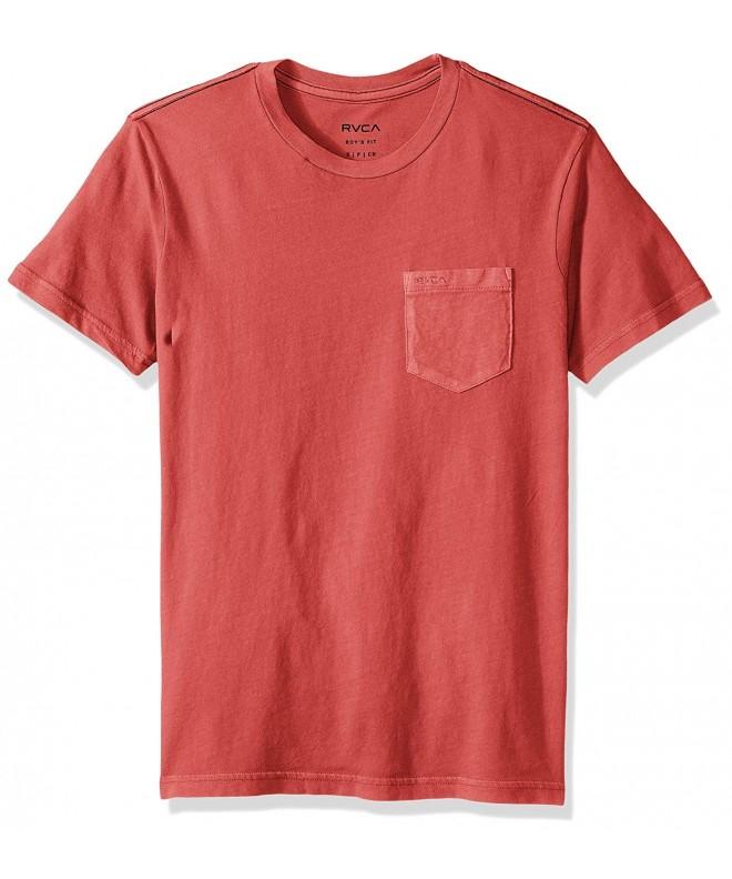 RVCA Boys Big Pigment Shirt
