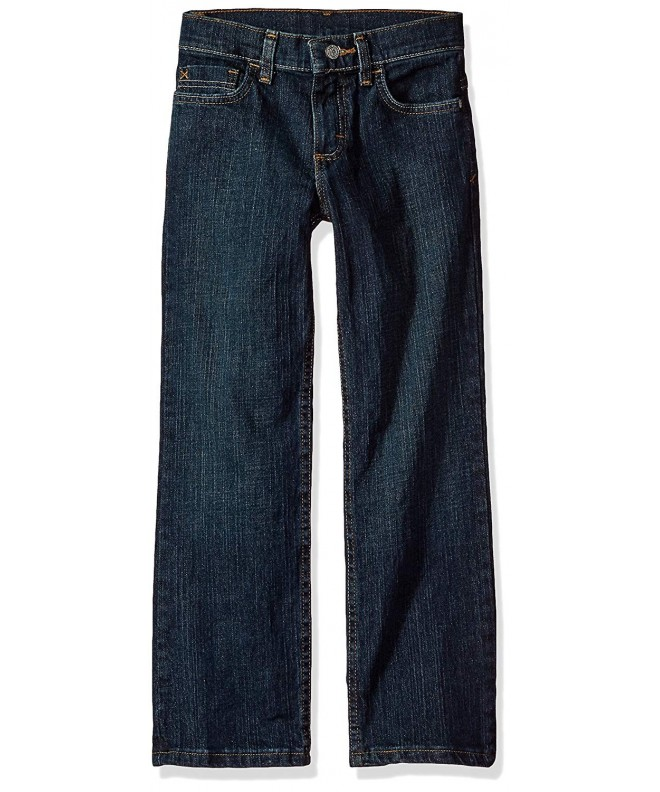 Wrangler Authentics Boys Straight Stretch