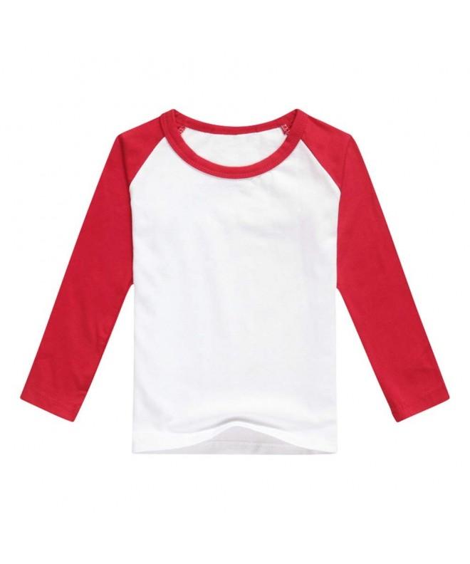 IMEKIS Baseball Toddler T Shirt Undershirt