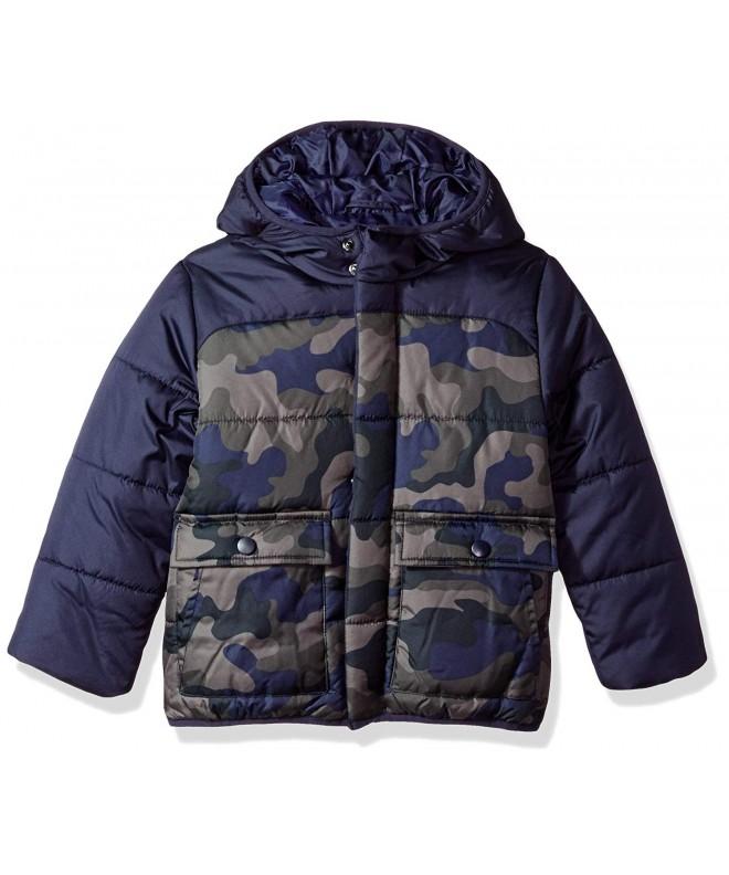 Rothschild Little Boys Camo Jacket