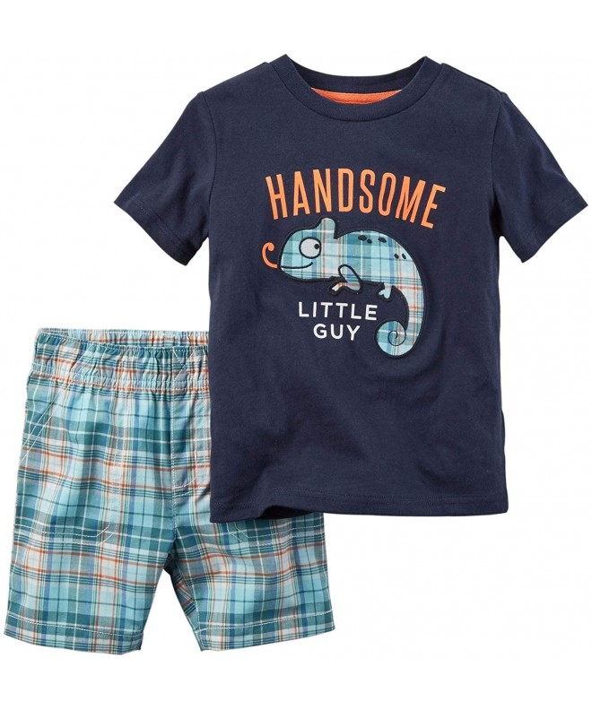 Carters Boys Playwear Sets 249g134