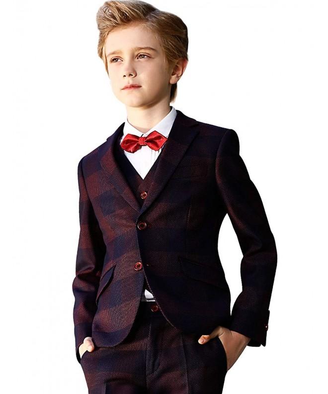 ELPA Suits Childrens Classic Plaid