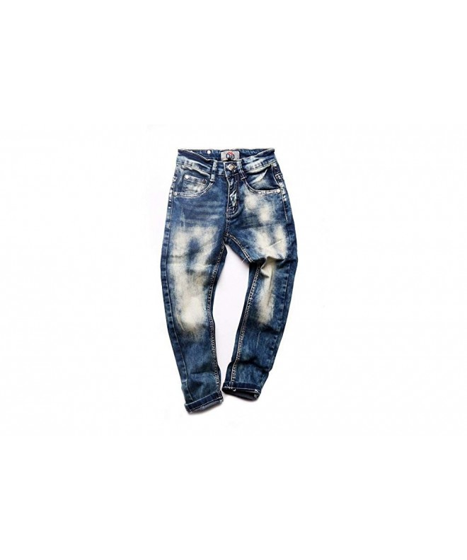 ORO Boys Skinny Stretch Jeans