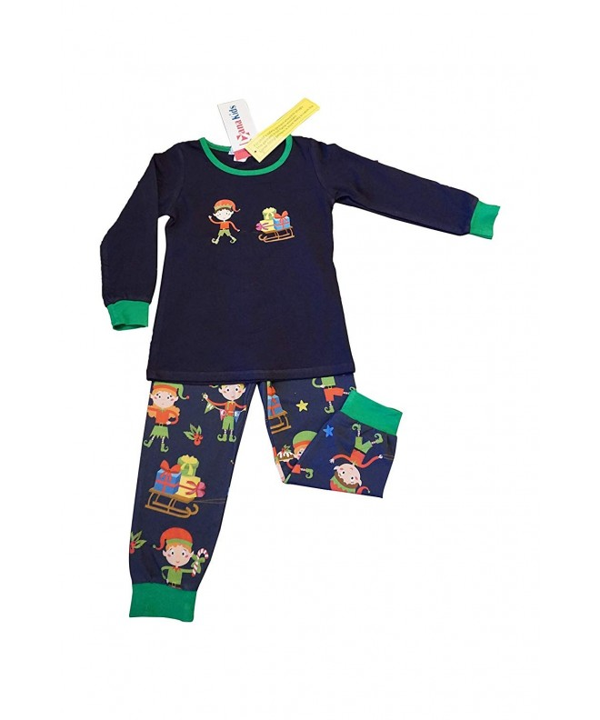 Dana Kids Christmas Holiday Pajamas