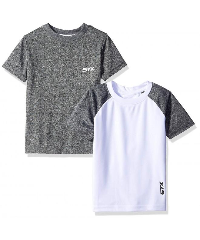 STX Boys Active T Shirt Packs