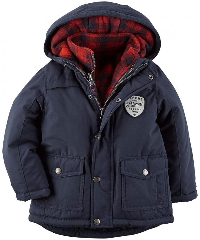 Carters Little Systems Jacket Toddler