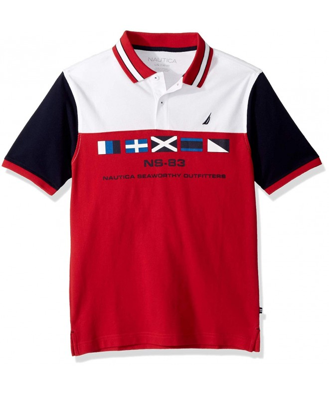 Nautica Short Sleeve Heritage Shirt