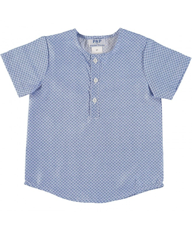 Piccino Piccina Royal Circle Shirt