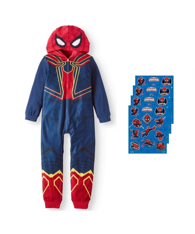 AME Spider man Pajamas Spiderman Stickers