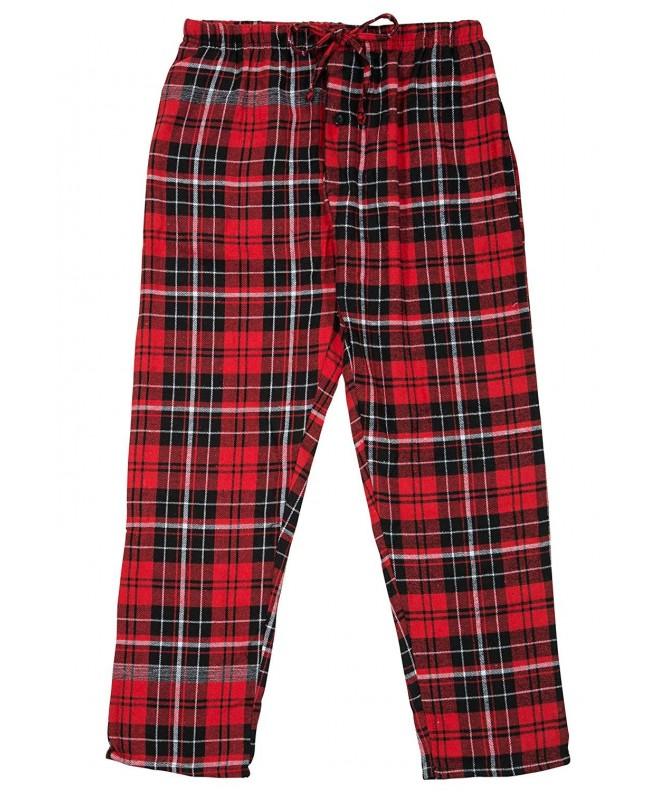 North 15 Boys 100 Cotton Flannel