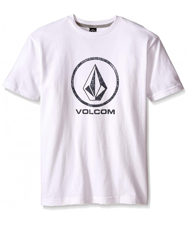 Volcom Stone T Shirt White Large