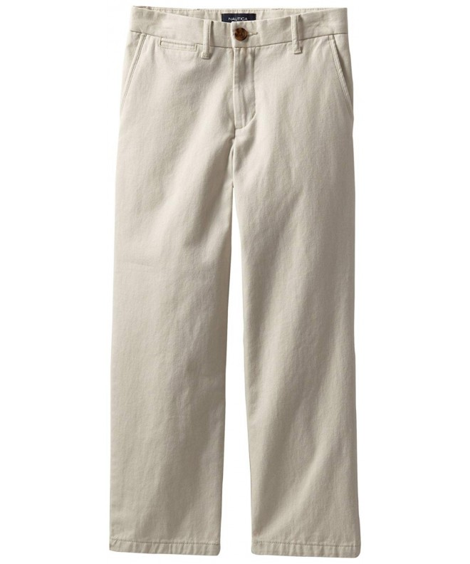 Nautica Sportswear Boys Front Twill
