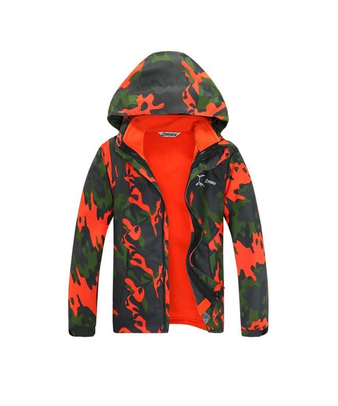 Water Resistant Jacket Windproof Mountain Outdoor