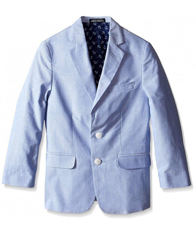 Nautica Big Boys Chambray Jacket