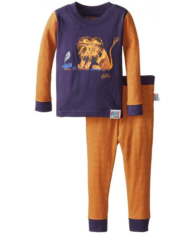 Intimo Little Boys Carle Pajamas
