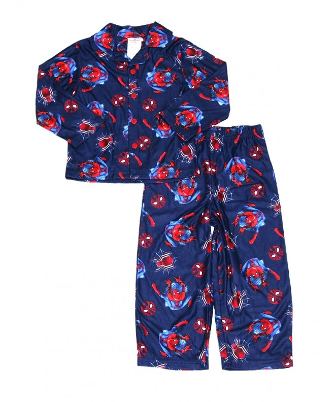 Marvel Little Spiderman 2 Piece Pajama