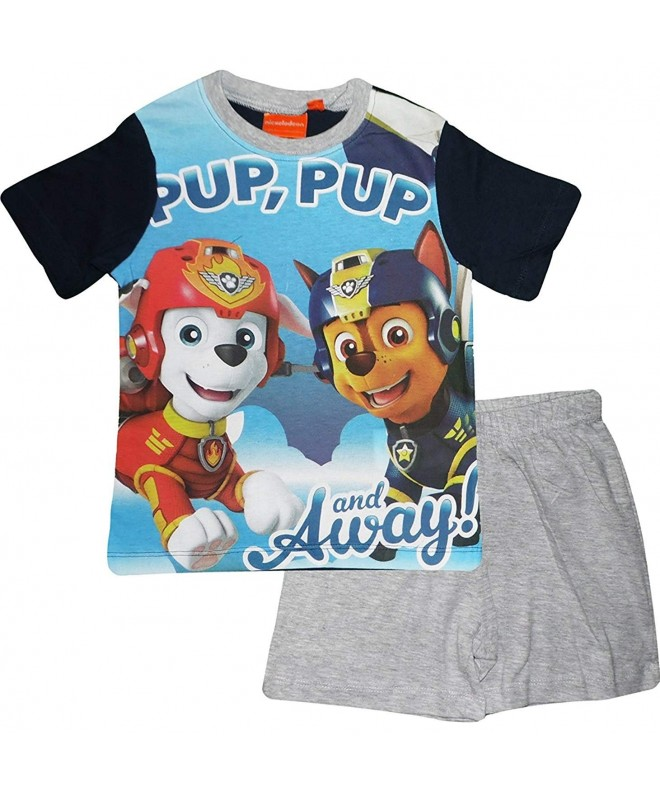 Nickelodeon Official Licensed Patrol Pajamas