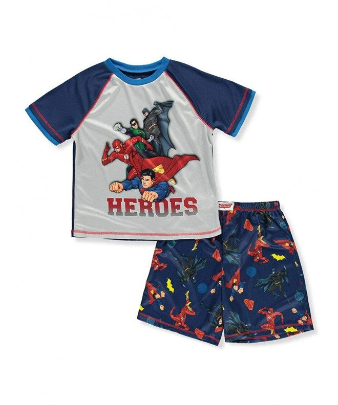 Justice League Heroes Piece Pajama
