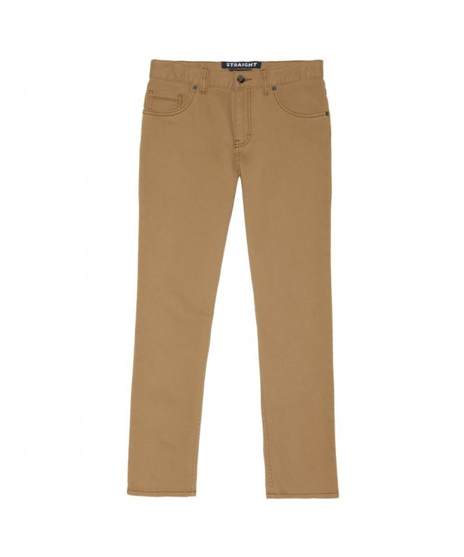 French Toast Boys Stretch Chino