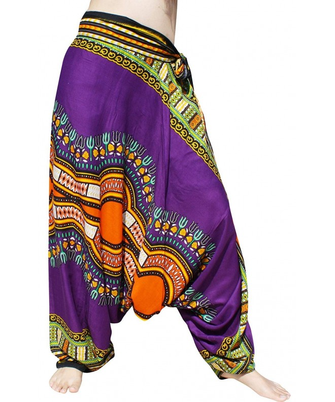 Full Funk Crotch Lounge Dashiki