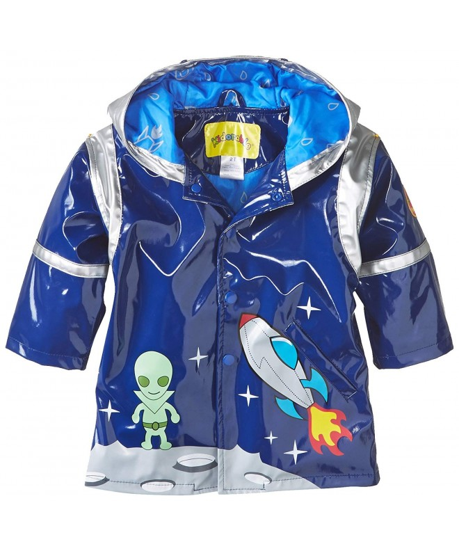 Kidorable All Weather Raincoat Spaceship Astronaut