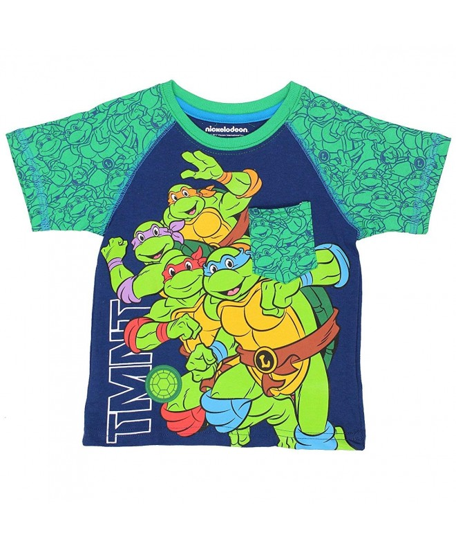 Teenage Mutant Turtles Sleeve Toddler
