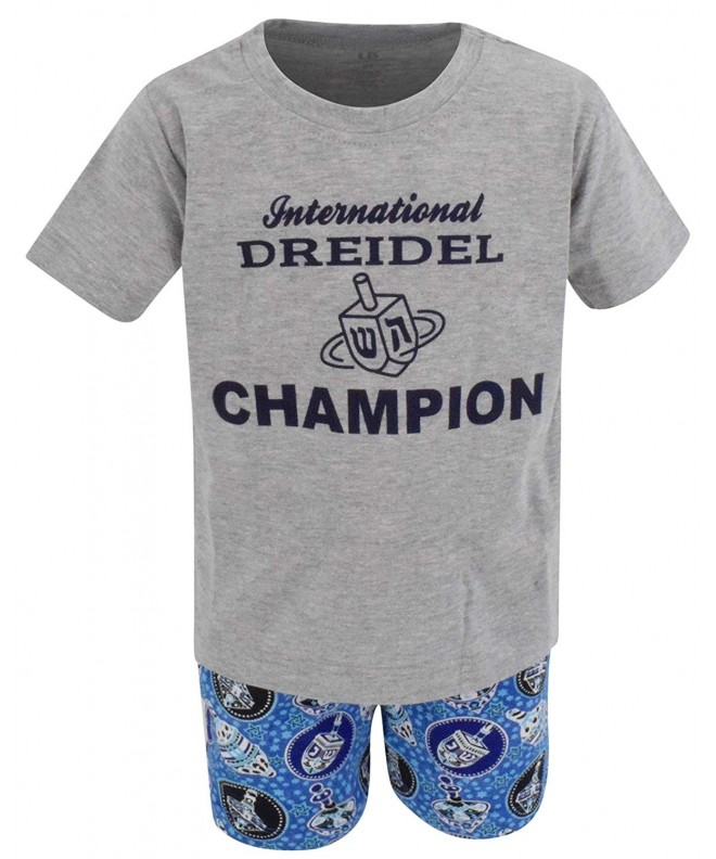 Unique Baby Dreidel Champion Hanukkah