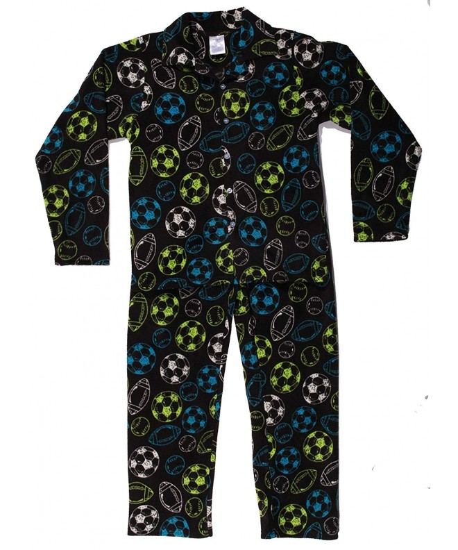 Prince Sleep Pajama Comfy Microfleece