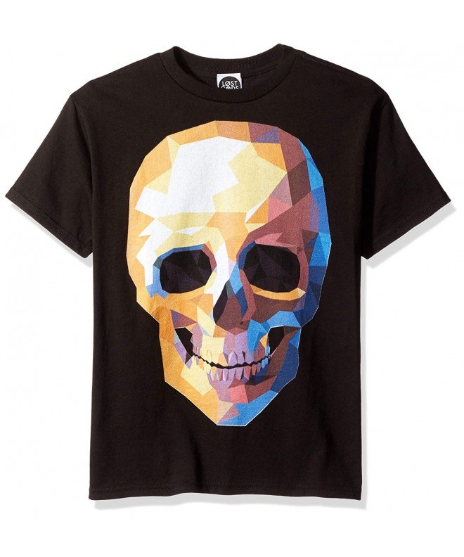 Fifth Sun Poly Skull Graphic