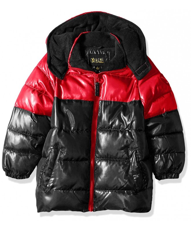iXtreme Color Block Puffer Patch
