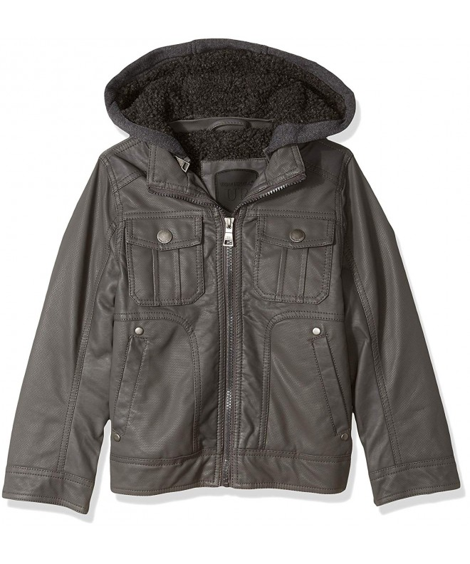 Urban Republic Boys Textured Jacket