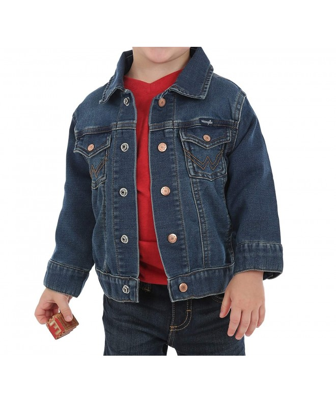 Wrangler Boys Baby Denim Jacket