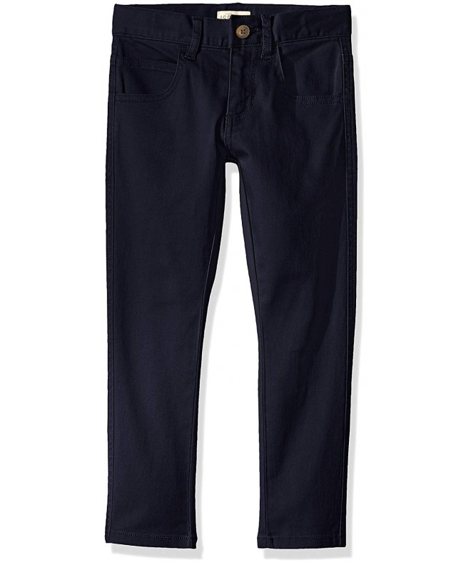 Scout Ro Boys Five Pocket Stretch Twill