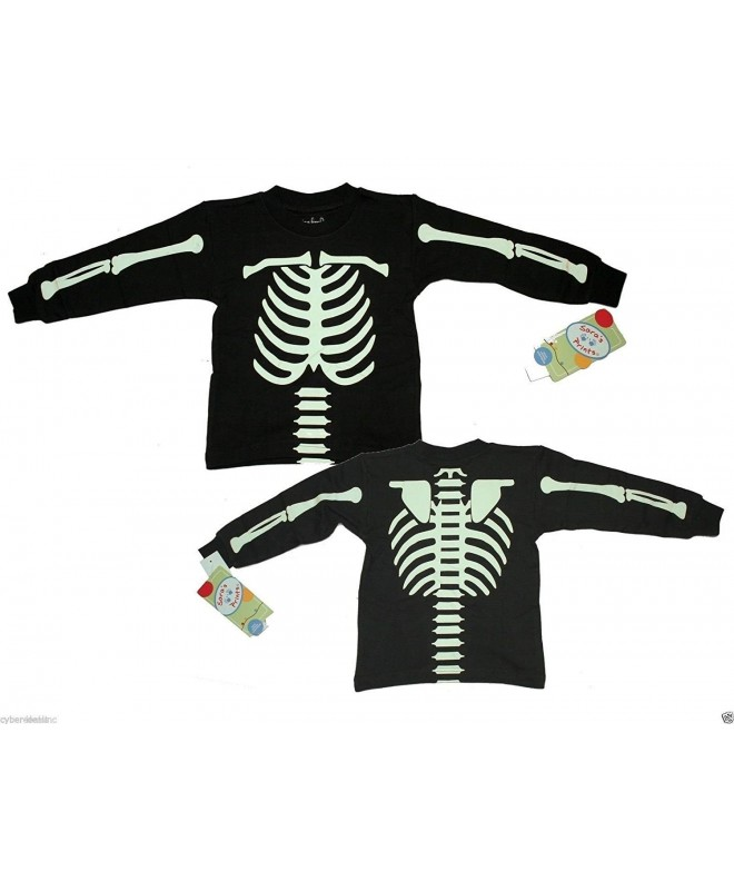 Chasing Fireflies Fitting Sleepwear Skeleton