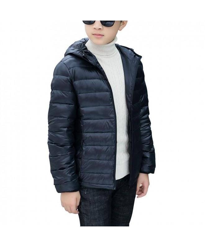 UGREVZ Unisex Winter Outerwear Hooded